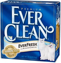Ever Clean Unscented Low Track Litter (белый) от 6,35 кг ― СЛУЖБА ДОСТАВКИ ЗООТОВАРОВ