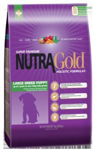 Nutra Gold Large Breed Puppy