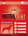 Nutra Gold Adult Dog With Lamb & Rice от 3кг