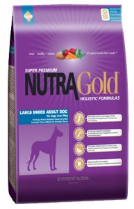 Nutra Gold Large Breed Adult Dog