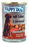 Happy Dog консервы с печенью 1,2кг